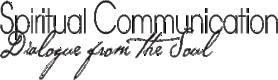 Spiritual Communication with Rev. Geertje Zamlich Logo
